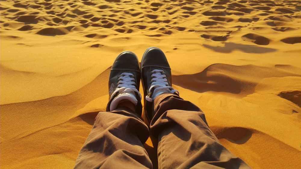adventure africa barefoot beach
